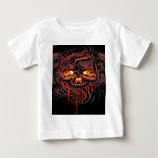 Bloody Red Skeletons Baby T-Shirt