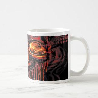 Bloody Red Skeletons Coffee Mug