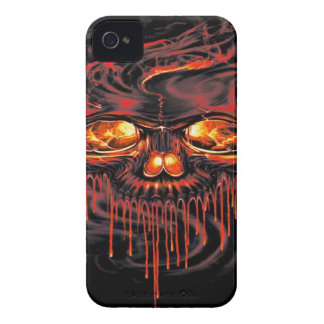 Bloody Red Skeletons iPhone 4 Case
