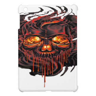Bloody Red Skeletons PNG Cover For The iPad Mini
