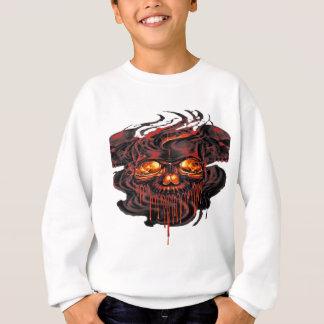Bloody Red Skeletons PNG Sweatshirt