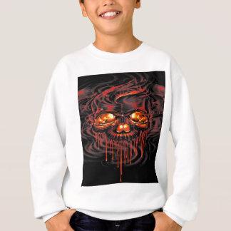 Bloody Red Skeletons Sweatshirt