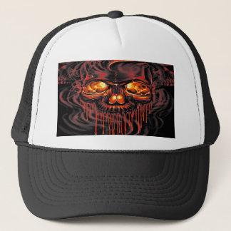 Bloody Red Skeletons Trucker Hat