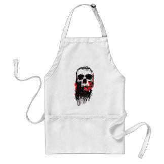 Bloody Skull Standard Apron