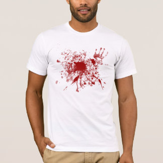 Bloody T-shirt White
