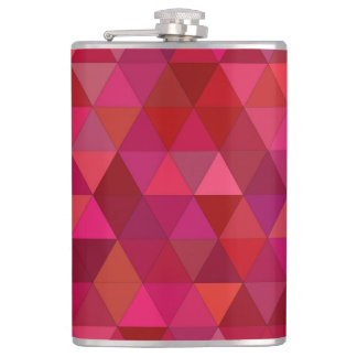 Bloody triangles flasks