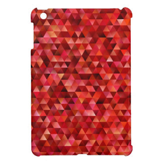 Bloody triangles iPad mini cover