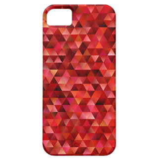 Bloody triangles iPhone 5 case