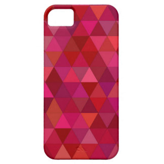 Bloody triangles iPhone 5 cases