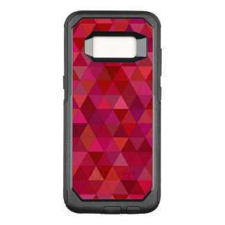 Bloody triangles OtterBox commuter samsung galaxy s8 case