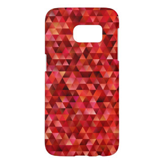 Bloody triangles samsung galaxy s7 case