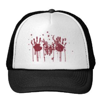 bloodyhands trucker hat