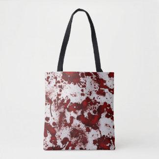 BloodyWhiteFabric60 Tote Bag