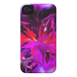 Bloom Abstract Design iPhone 4 Case-Mate Cases