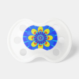 Bloom Blue Pacifier