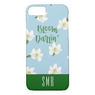 Bloom Darlin' iPhone 7 Case