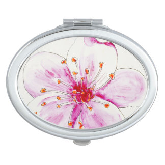 Bloom Design hand mirror Travel Mirror