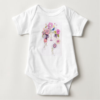 Bloom for baby baby bodysuit