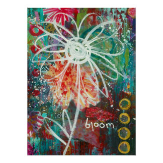 Bloom - Graffiti Explosion Poster