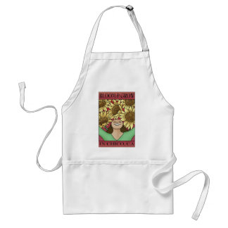 Bloom & Grow in Chico, CA Adult Apron