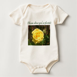 Bloom infant onsie creeper