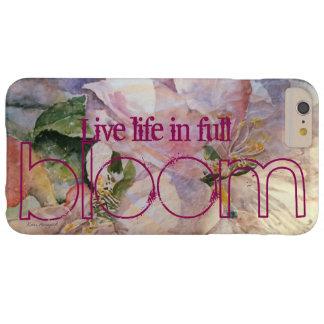 Bloom Pink Floral Art iPhone 6 Case