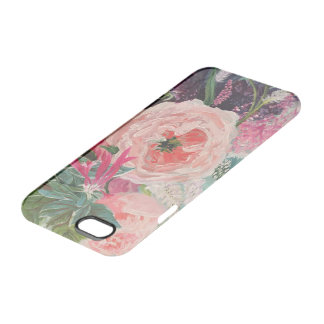 Bloom pop clear iPhone 6/6S case