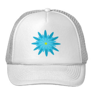 Bloom Turquoise Hats