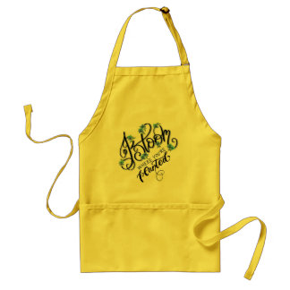 Bloom Where You're Planted Standard Apron