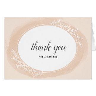 Bloom Wild | Thank You Note Card
