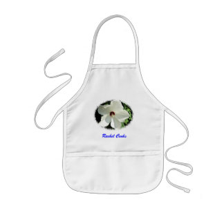 Bloom with Blossoms Kids Apron