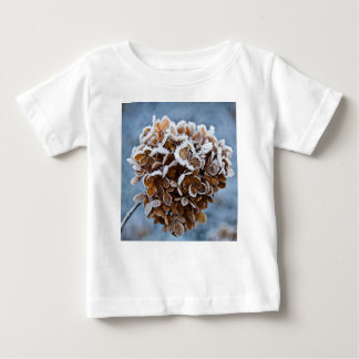Bloom with ice crystals baby T-Shirt