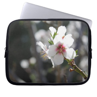 Bloomin Apricot Tree Laptop Sleeve