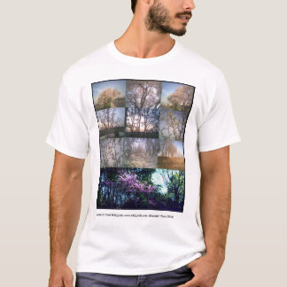 Bloomin' Trees Midwest Spring T-shirt