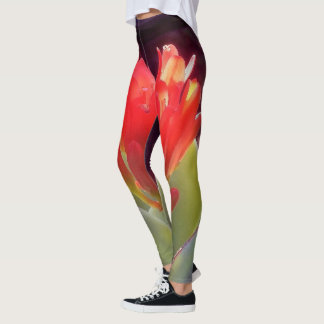 Blooming Agave Leggings