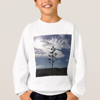 Blooming agave sweatshirt