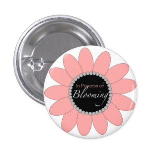 Blooming Button for Girls
