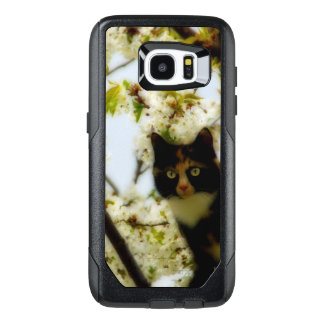 Blooming Cat OtterBox Samsung Galaxy S7 Edge Case