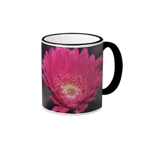 Blooming Gerbera Daisy Mug