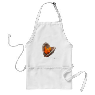 Blooming Heart Apron