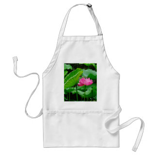 Blooming Lily Apron