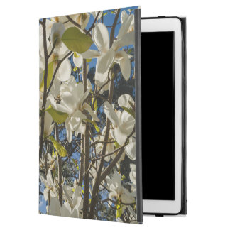 "Blooming magnolias iPad pro 12.9"" case"