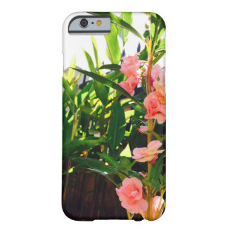 Blooming Pink Flowers Barely There iPhone 6 Case