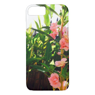 Blooming Pink Flowers iPhone 7 Case