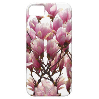 Blooming Pink Magnolias Spring Flower Case For The iPhone 5