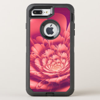 Blooming Red Flower OtterBox Defender iPhone 8 Plus/7 Plus Case