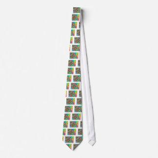 Blooming Ribbons Tie