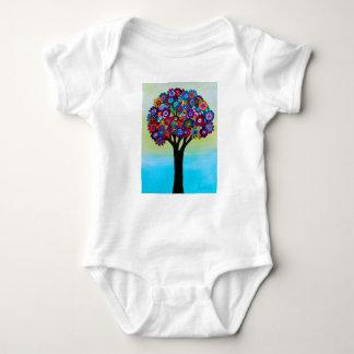 BLOOMING TREE BABY BODYSUIT