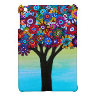 BLOOMING TREE iPad MINI CASE