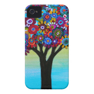 BLOOMING TREE iPhone 4 Case-Mate CASES